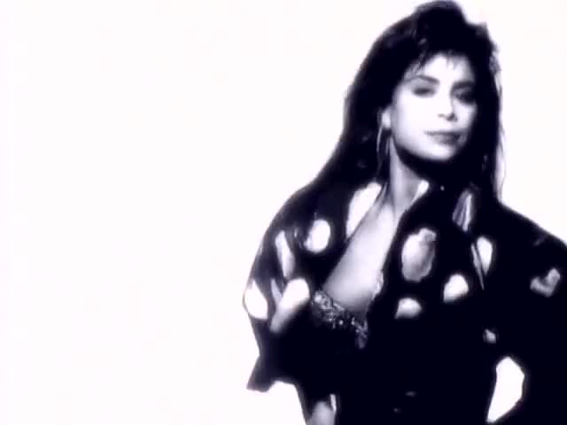 Paula Abdul – Straight Up