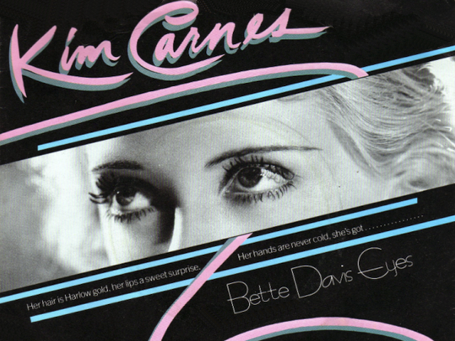 Kim Carnes – Bette Davis Eyes