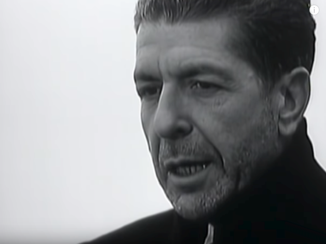 Leonard Cohen – First We Take Manhattan