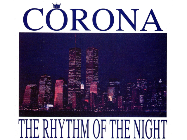 Corona – The Rhythm Of The Night
