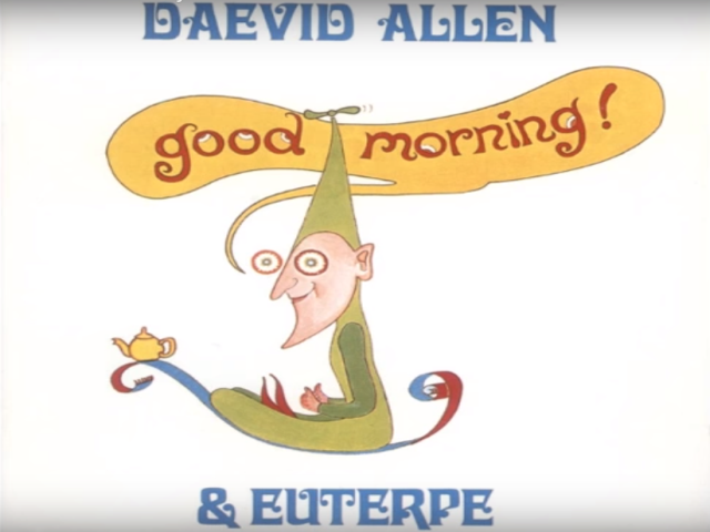 Daevid Allen & Euterpe – Have You Seen My Friend?