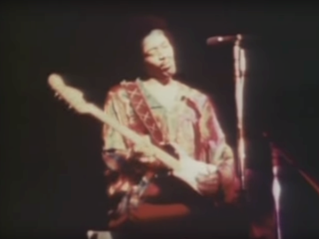 Jimi Hendrix – All Along The Watchtower