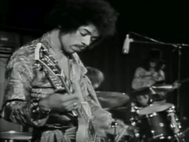 Jimi Hendrix – Sunshine Of Your Love