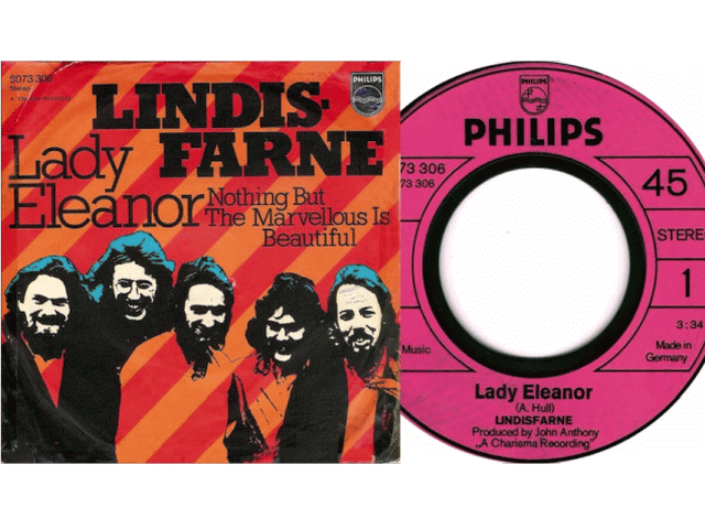 Lindisfarne – Lady Eleanor