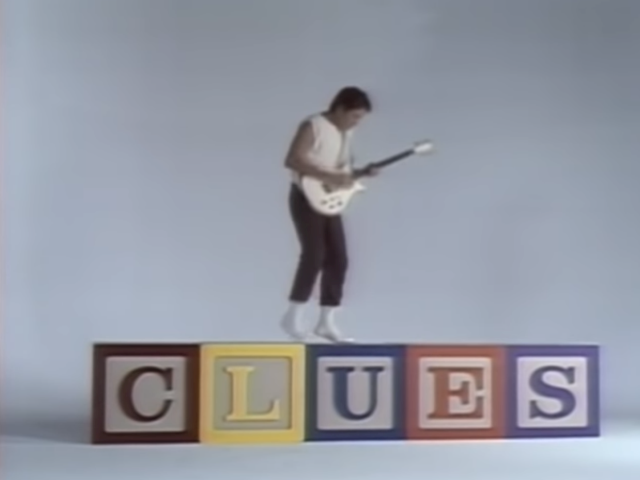 Robert Palmer – Looking For Clues