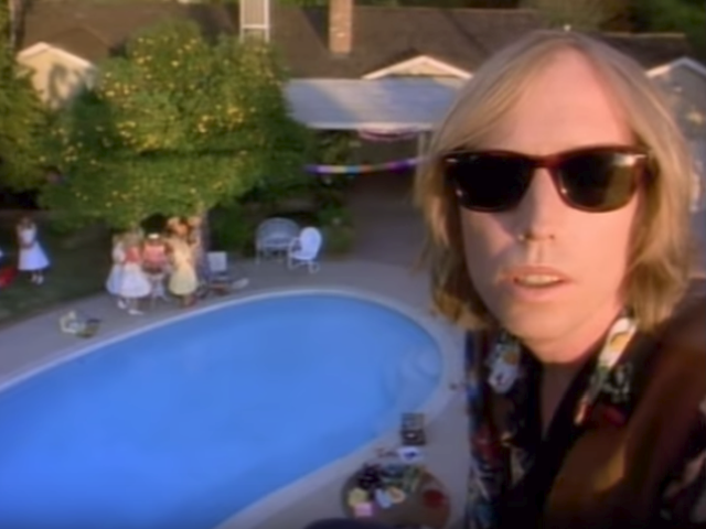 Tom Petty – Free Fallin'