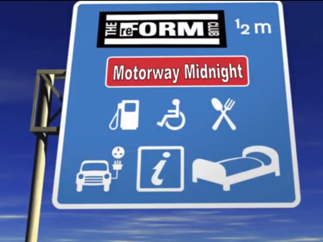 The Reform Club – Motorway Midnight