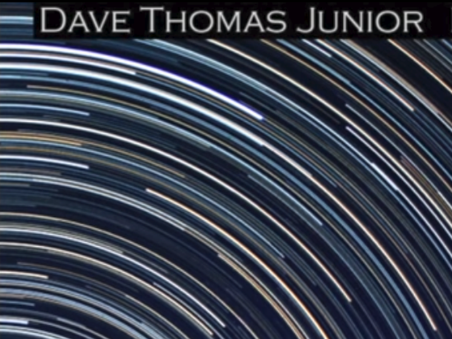 Dave Thomas Junior – Run Forever