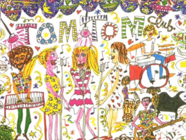 Tom Tom Club – Genius Of Love