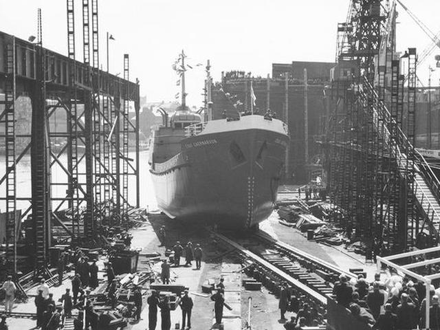 Robert Wyatt – Shipbuilding