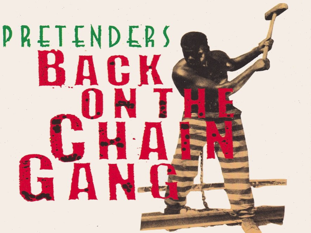 Pretenders – Back On The Chain Gang
