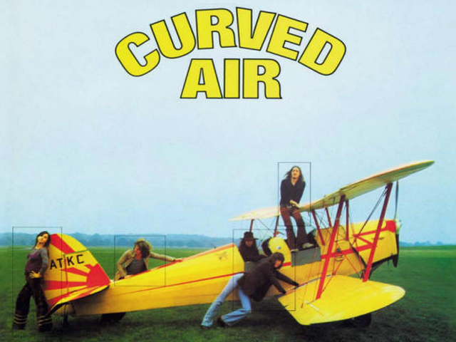 Curved Air – It Happened Today