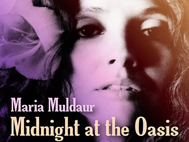 Maria Muldar - Midnight At The Oasis