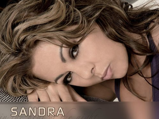 Sandra – In The Heat Of The Night