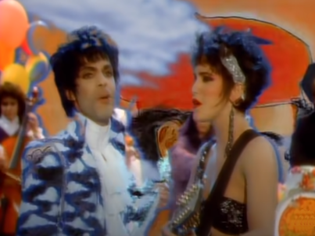 Prince & The Revolution - Raspberry Beret
