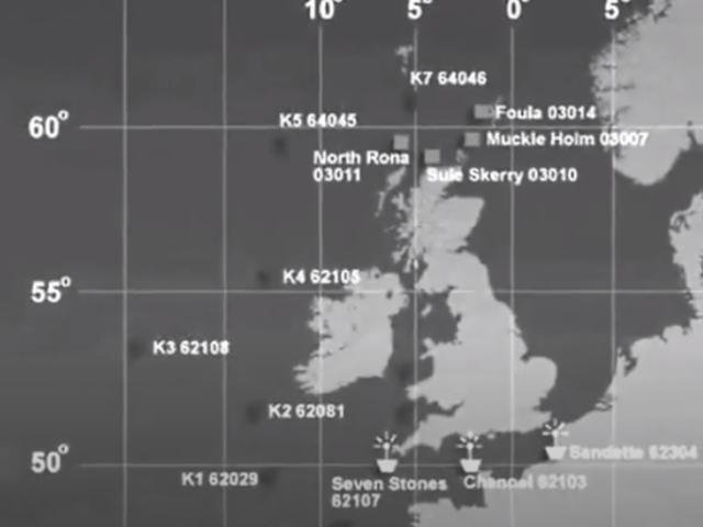 Norman Baker - Shipping Forecast