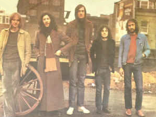 Fleetwood Mac - Peter Green - The Green Manalishi (With The Two Prong Crown)