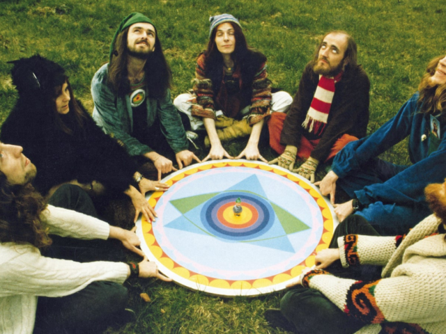 Gong - Oily Way / Outer Temple / Inner Temple