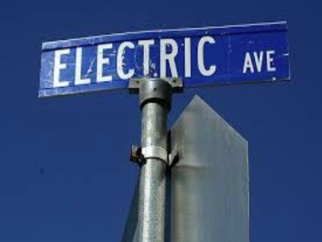 Eddy Grant - Electric Avenue