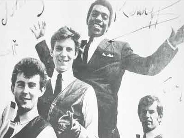 Kenny Bernard & The Wranglers - Midnight Hour
