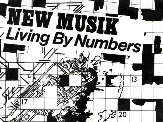 New Musik - Living By Numbers