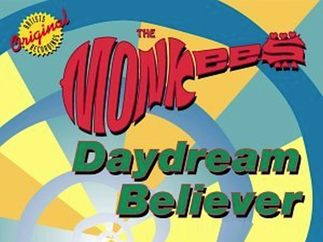 The Monkees - Daydream Believer