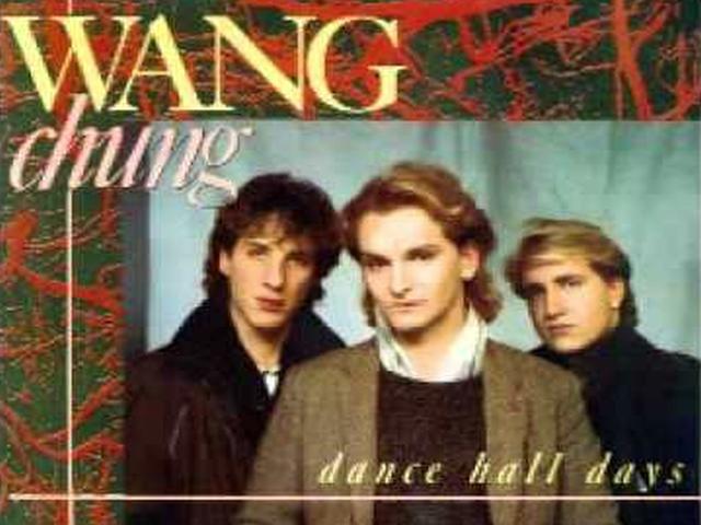 Wang Chung - Dance Hall Days