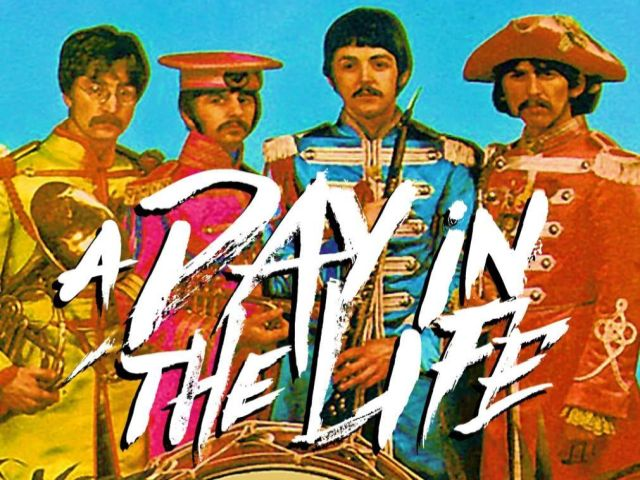 The Beatles - A Day In The Life