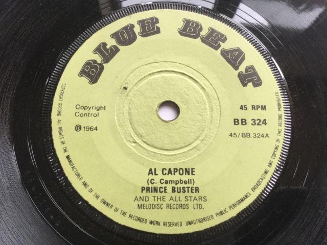 Prince Buster - Al Capone