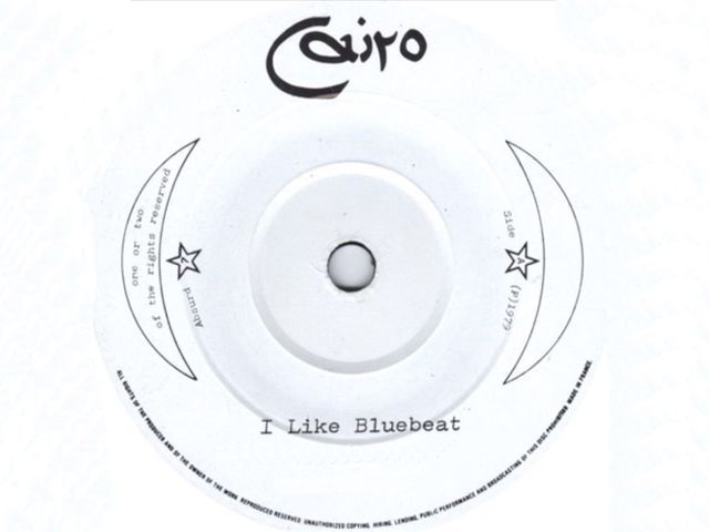 Cairo - I Like Bluebeat