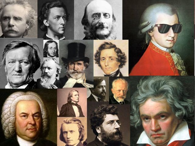 Classical Various Composers - Compilation