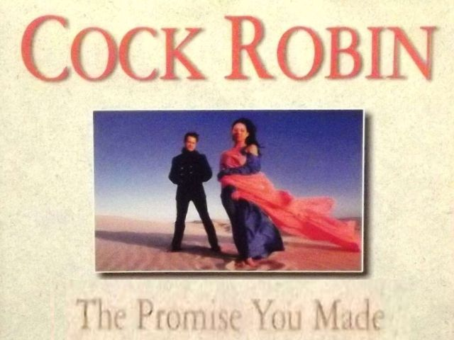 Cock Robin - The Promise You Made