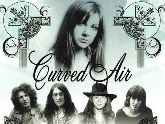 Curved Air - Phantasmagoria