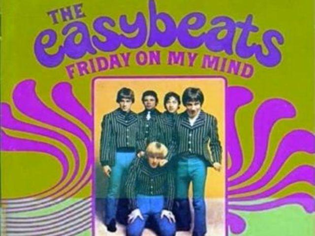 The Easybeats – Friday On My Mind