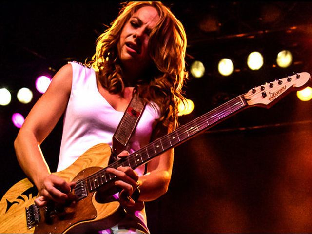 Samantha Fish Band - I Put A Spell On You