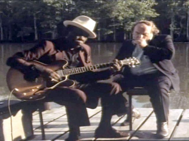 John Lee Hooker & Van Morrison - Baby Please Don't Go