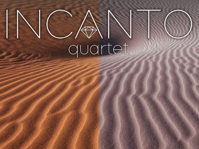 Incanto Quartet - The Sound Of Silence