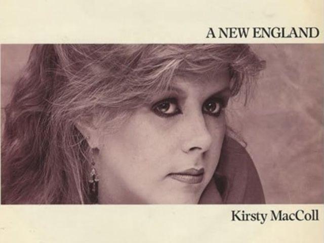 Kirsty MacColl - A New England
