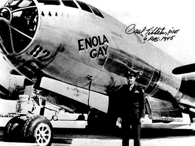 O.M.D. - Enola Gay