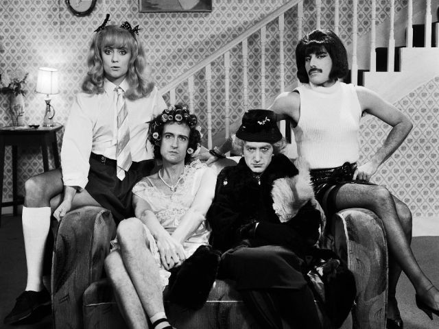 Queen & Snap - I Want To Break Free