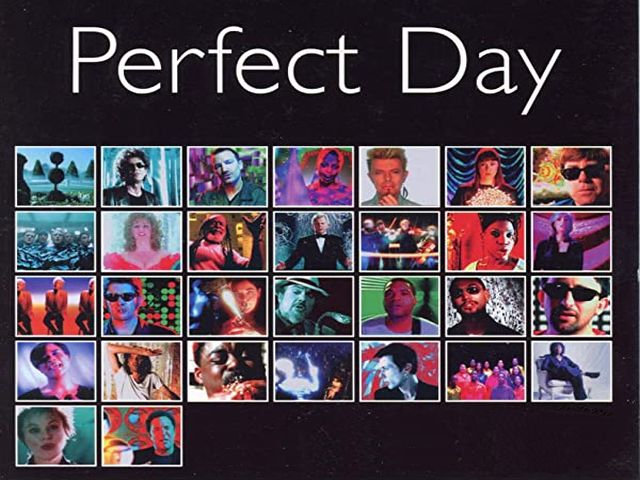 Lou Reed and Various Artists - Perfect Day