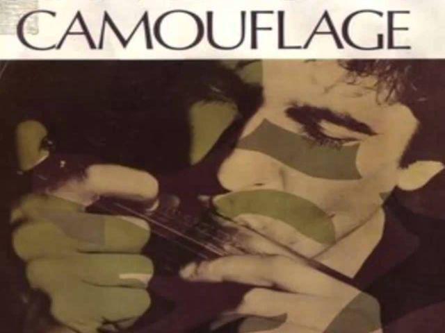 Stan Ridgway - Camouflage
