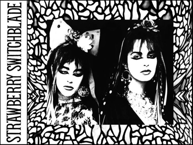 Strawberry Switchblade - Since Yesterday