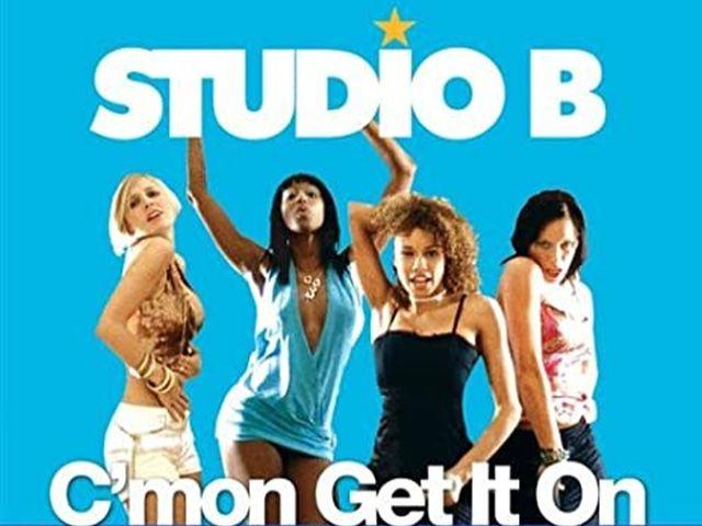 Studio B - C'mon Get It On