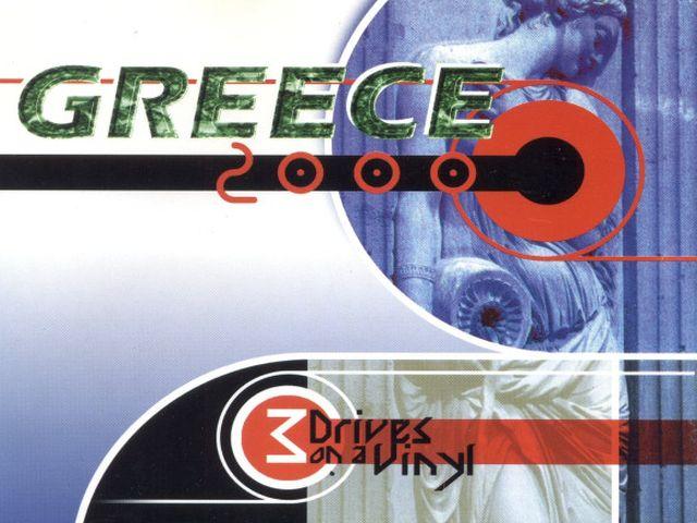 Three Drives On A Vinyl - Greece 2000