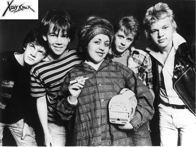 X Ray Spex - Oh Bondage! Up Yours!
