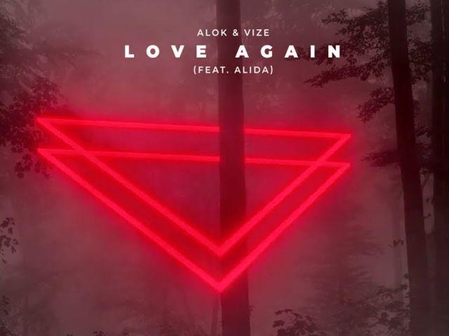Alok ft Alida - Love Again