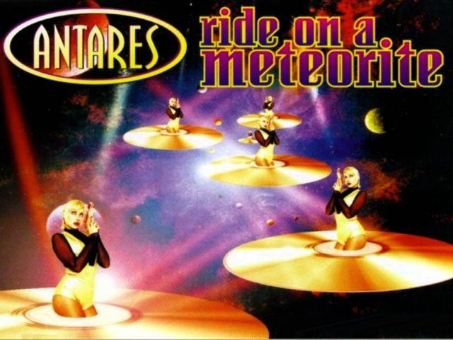 Antares - Ride On A Meteorite (Eurodance1995)