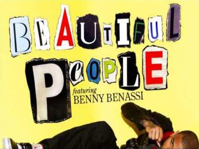 Chris Brown & Benny Benassi - Beautiful People