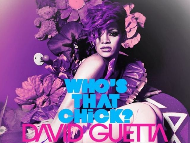 David Guetta ft Rihanna - Who's That Chick?